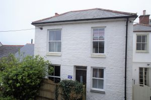 Three bed end-terrace house