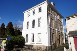 Detached four storey period property