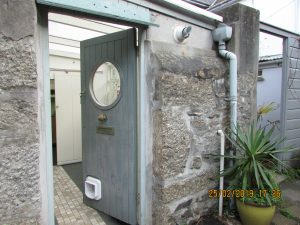 A 2 bed pretty cottage in Newlyn.