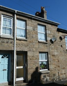 Two bed terraced cottage