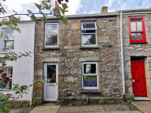 Two bed terraced house