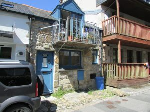 1 bed cottage in central Penzance.