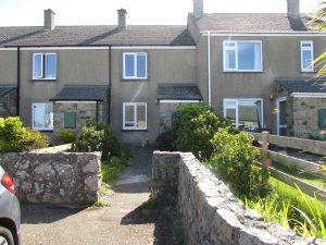 2 Bedroomed terraced house.