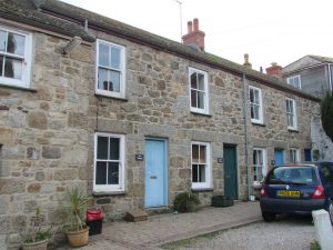 1 Bedroomed cottage in central Newlyn.