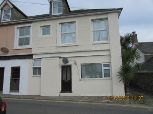 First & Second floor 2 bedroomed flat.