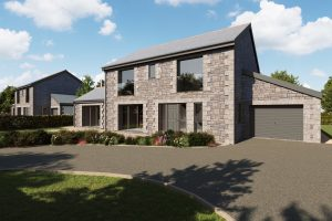 Four/five bed detached house