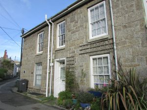 1 bed flat in Mousehole